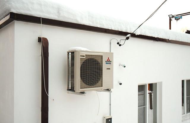 Как обогреть дом с помощью кондиционера: 5 лет эксплуатации