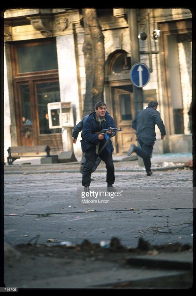 1991-1993. Грузинские настроения