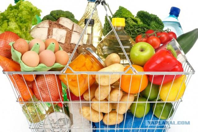 Рост цен на продукты в России побил 4-летний рекорд!