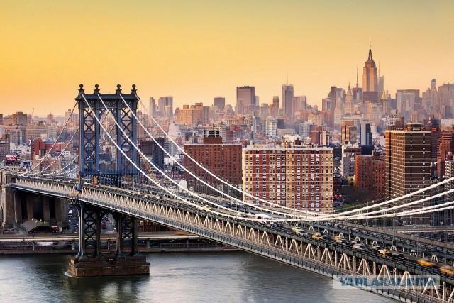 Жизнь и работа в Нью Йорке, ч.6