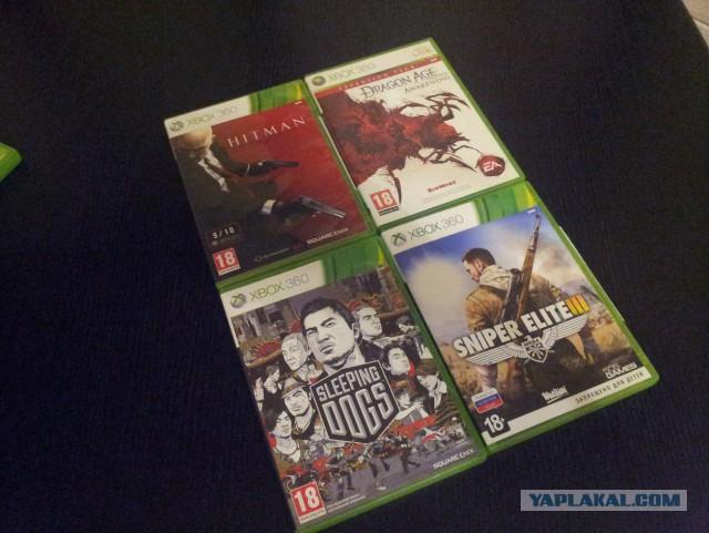 Xbox 360 игры лицензия дорогонах