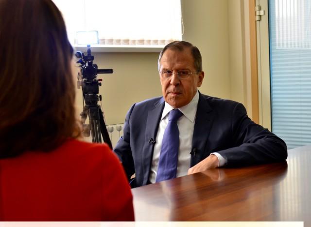 Интервью Лаврова: что вырезали западные СМИ
