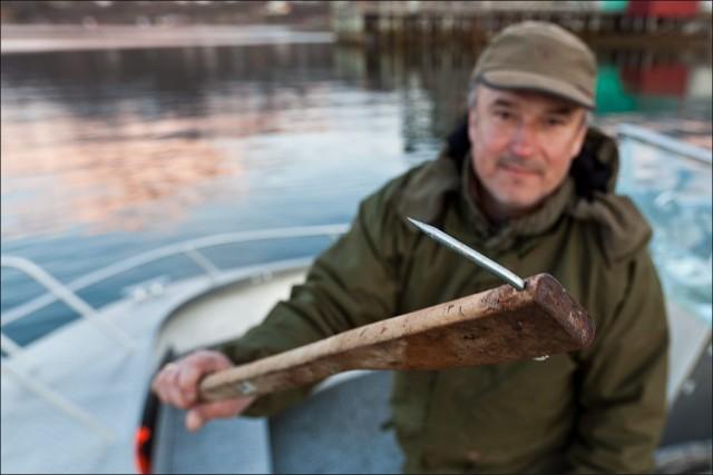 багры для морской рыбалки