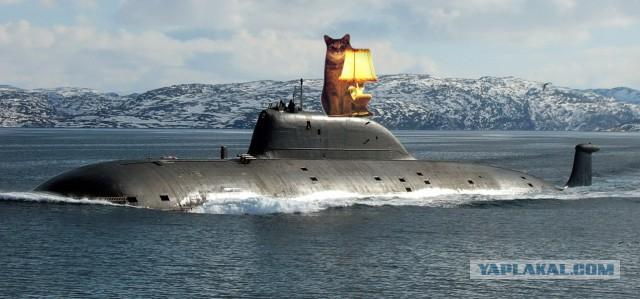 подводная лодка затонула в средиземном море