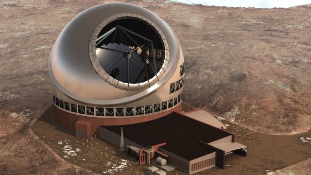 Из-за религиозных активистов не будет построен крупнейший телескоп