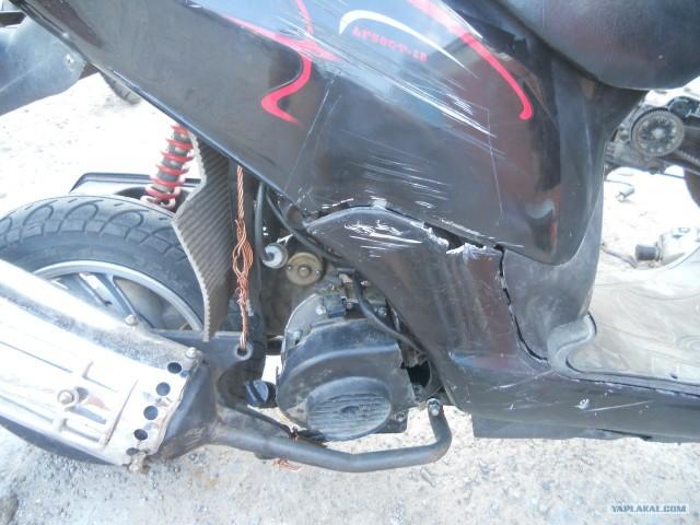 Как отремонтировать скутер дома - Shmorl.RU