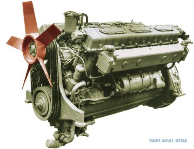 ремонт двигателя д12 инструкция