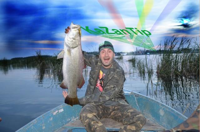 фотожаба на рыбака