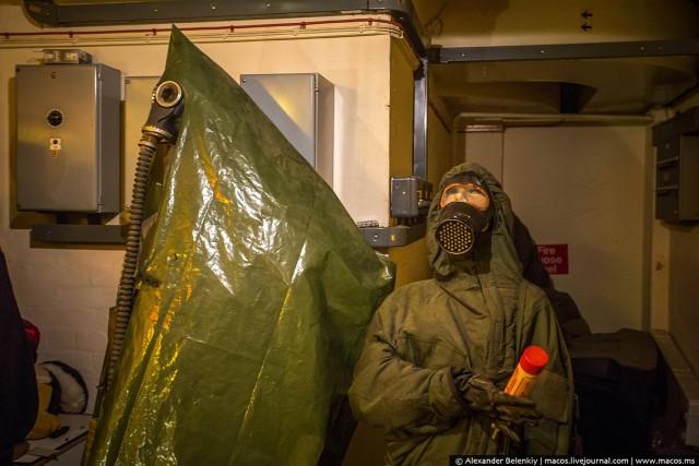 Как англичане будут прятаться от нападения русских