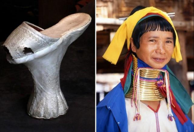 Смертоносная мода: 10 тенденций в истории, который доводили модников до смерти