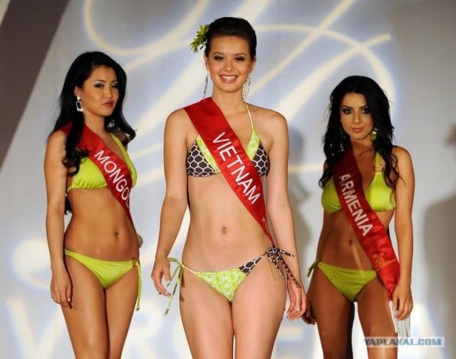 Американская мисс Азия