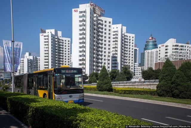 Спальные районы Пекина