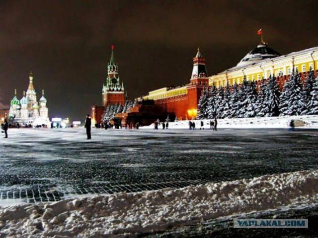 Новогодние каникулы за 1300 километров от Москвы
