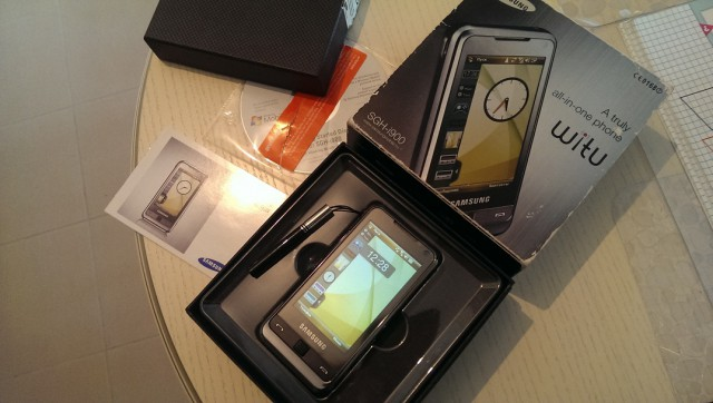 Samsung I900 WiTu 8Gb Обменяю в Москве