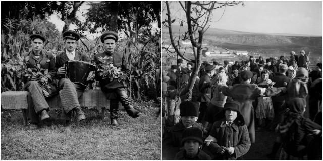 Архив сельского фотографа Захарии Кушнира