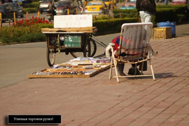 Богатая страна, которая всегда бедная. (Китай)