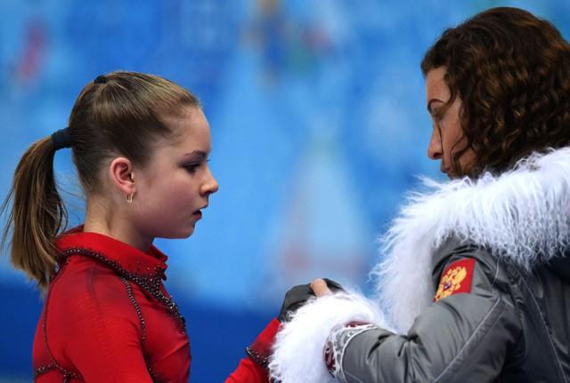 """Юлия Липницкая. """"Жаль, что накосячила."""""""