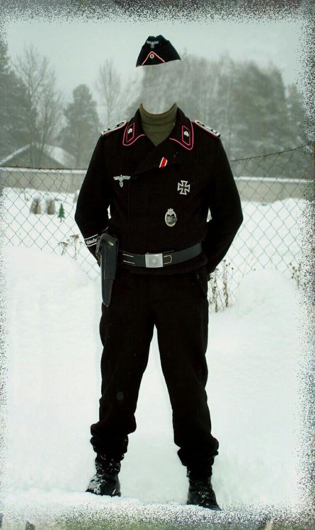В Москве уволен участковый, выложивший в рабочий чат свою фотографию в нацистской форме