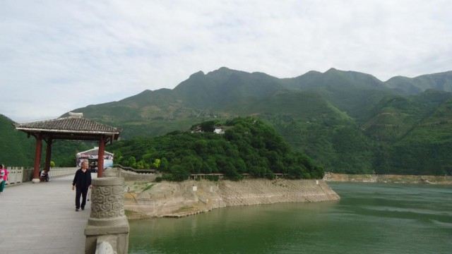 Китай, круиз по Янцзы, отчет и фото.
