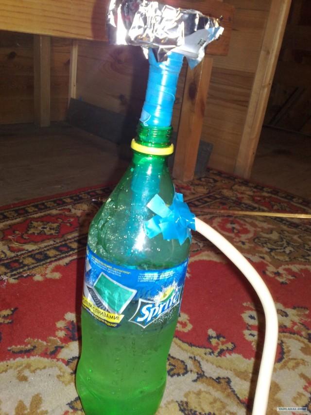 Как сделать кальян из бутылки поэтапно - Pylondance.ru