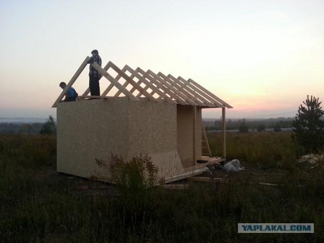 Как потерять 200 тысяч рублей и построить какую то фигню