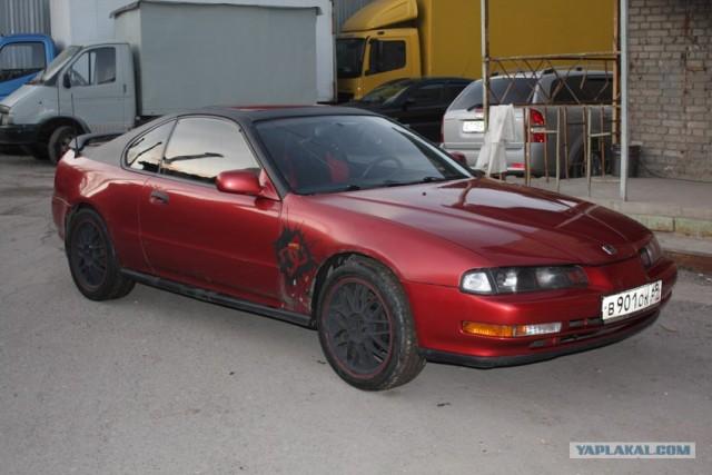 продам авто honda prelude `94