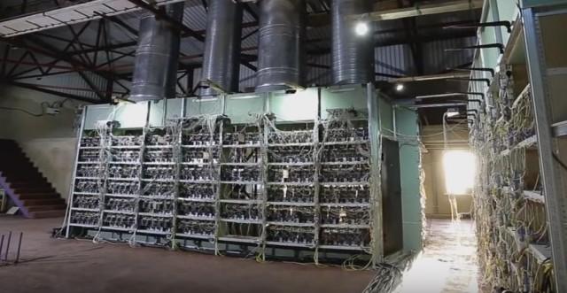 """Cамая большая отечественная ферма по """"сжиганию электричества"""" на 6,5 лямов в месяц"""