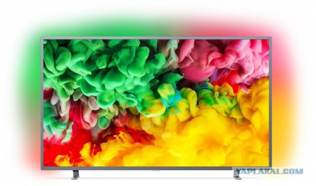 СПб продам Телевизор Philips 55PUS6703 Smart TV 4K UltraHD