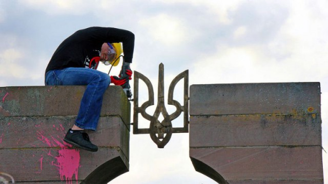Польша приняла решение снести все мемориалы прославляющие бандеровцев