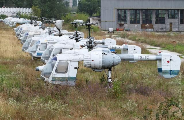Подпольный цех по производству вертолетов обнаружили в Молдавии