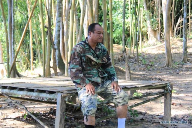 Заповедник Као-Сок (Тайланд)