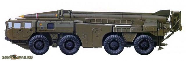 Опочение ЛНР: ВСУ подтянули ракеты «Скад»