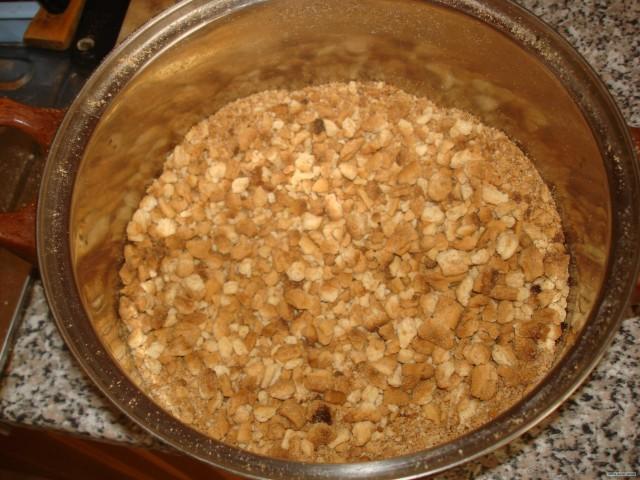 Муравьиная горка рецепт салата