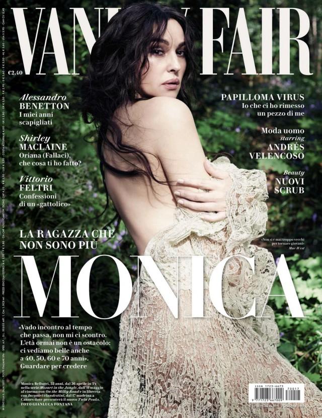 Моника Беллуччи в журнале Vanity Fair
