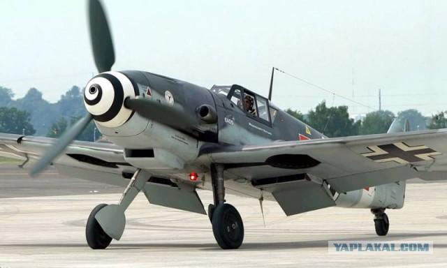 Такой странный «Messerschmitt» Bf 109