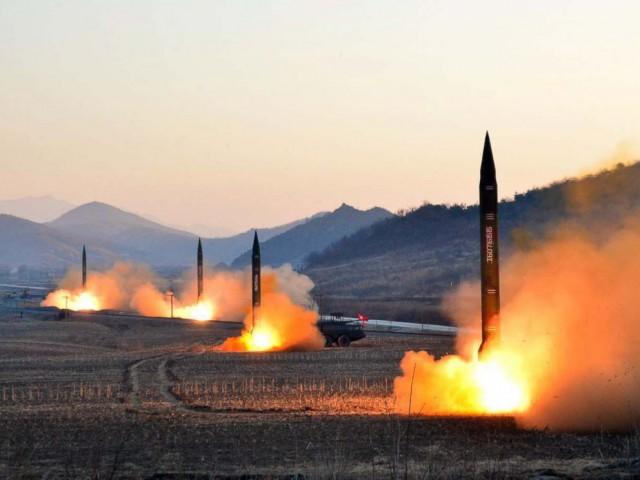Разведка США и эксперты нашли украинские двигатели на новых ракетах КНДР