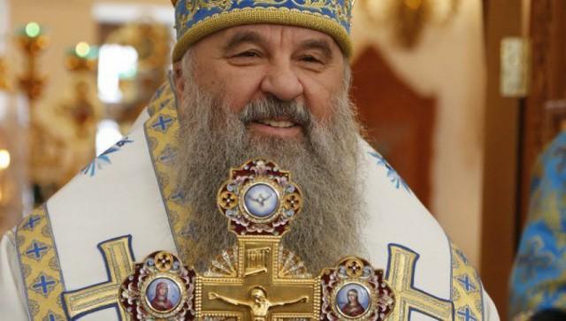Митрополит Варсонофий: в Петербурге не хватает храмов, 345 недостаточно...