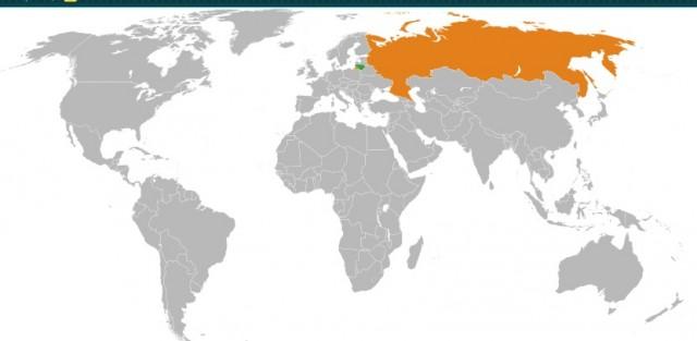 Экстра! Литва выставила ультиматум России.