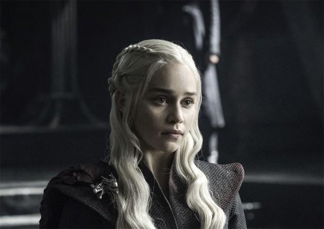 """Первые официальные кадры седьмого сезона """"Игры престолов"""""""