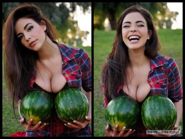 Сиськи (сиски и сисяндры - эротические картинки и гифки) :: девушка :: арбу