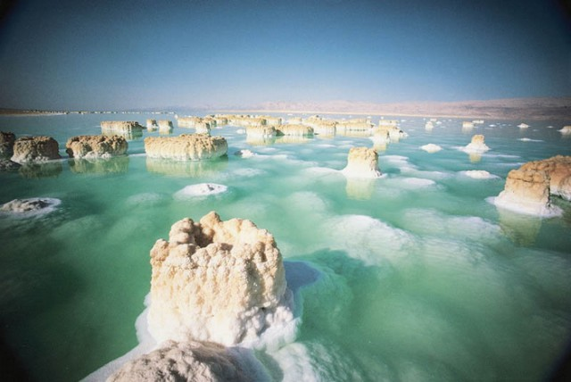 Интересно о самом Мёртвом море