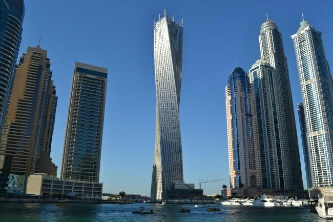 Места и вещи которые можно увидеть только в Дубаи!
