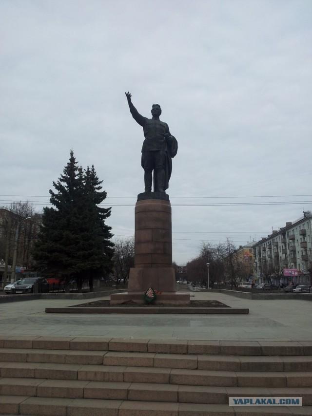 Один день в городе Кирове