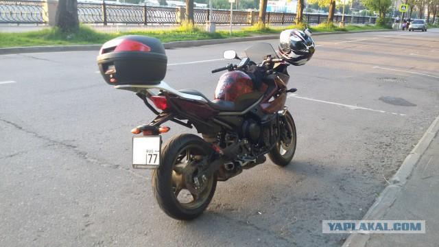 Продам Yamaha XJ6S  в Москве