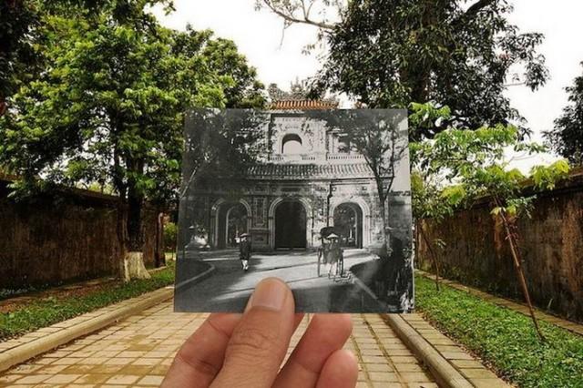 Вьетнам: разные эпохи на одном фото