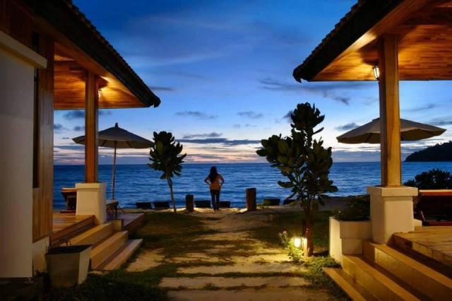 Отдых в Таиланде на острове Ко Липе (ожидание и реальность)