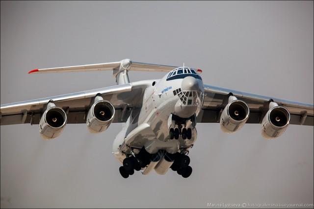 """Ил-76МД-90А или """"Изделие-476"""""""