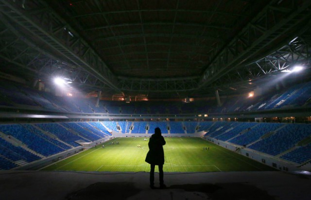 """Снова?! В Петербурге заявили о необходимости переделать ряд работ на новой арене """"Зенита"""""""