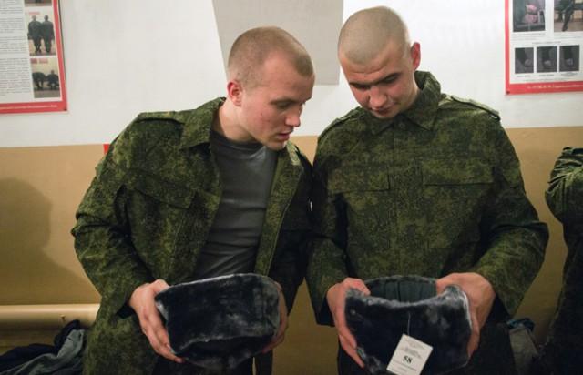 Армия России избавится от пилоток и ушанок