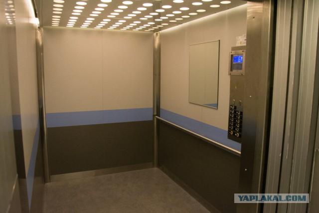 Студенческое общежитие в Швеции